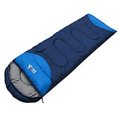 billiga Sovsäckar, madrasser och liggunderlag-BSwolf Sovsäck Utomhus Enkel 5°C Rektangulär Ihåliga bomull Vindtät Vattentät Håller värmen Fuktighetsskyddad Damm säker för Camping Höst Vinter