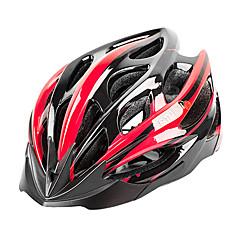 billige -MOON Børne Bike Helmet 27 Ventiler CE Cykling Justerbar Urban Bjerg Ultra Lys (UL) Sport Ungdom PC EPS Vej Cykling Klatring Cykling /