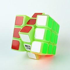 tanie Kostki Rubika-Magiczna kostka IQ Cube Świecąca kostka 3*3*3 Gładka Prędkość Cube Magiczne kostki Puzzle Cube Przeciwe stresowi i niepokojom Zabawki biurkowe Srebrzysty Klasyczny styl Świecący w ciemnościach Dla