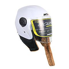 tanie Kaski i maski-A68 Kask pełny Doroślu Dla obu płci Kask motocyklowy Hydrofobowy / Ochrona przed wiatrem / Termiczny / Warm