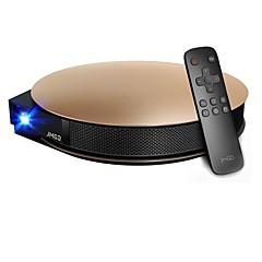 tanie Projektory-JmGO G3 Pro DLP Projektor do kina domowego 1200 lm Android Wsparcie 4K 40-300 cal Ekran