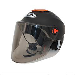 tanie Kaski i maski-219 Kask otwarty Doroślu Unisex Kask motocyklowy Ochrona przed wiatrem / Oddychający