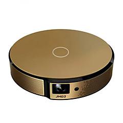 baratos Projetores-JmGO E8 DLP Projetor para Empresas LED Projetor 750 lm Apoio, suporte 1080P (1920x1080) 15-300 polegada Tela / WXGA (1280x800) / ±40°