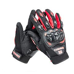 tanie Rękawiczki motocyklowe-Rękawice motocyklowe axio mcs-21 oddychające wygodne sportowe antypoślizgowe wzornictwo
