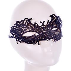 billige Originale moroleker-Haloween-masker Halloween Utstyr Halloween Tilbehør comfy utsøkt sexy Lady Ferie Klassisk Tema Eventyr Tema Romantik Fantasi Mote Flettet