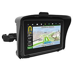 preiswerte Auto Elektronik-heiß 4.3 wasserdicht IPX7 Motorrad GPS-Navigation moto-Navigator mit FM Bluetooth 8g Blitz prolech Auto GPS Motorrad
