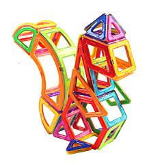 tanie Klocki magnetyczne-Blok magnetyczny Płytki magnetyczne 331 pcs Yuna Achitektura Dla chłopców Dla dziewczynek Zabawki Prezent