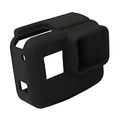 tanie Kamery sportowe i akcesoria GoPro-Box / Case Sprawa Dla Action Camera Gopro 5 Univerzál Silikonowy - 1