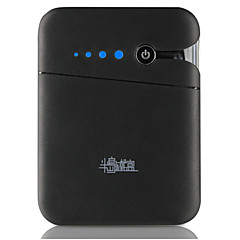 baratos Baterias Externas-10400 mAh Para Bateria externa do banco de potência 5 V Para Para Carregador de bateria QC 2.0 LED