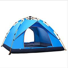 billige Telt og ly-Shamocamel® 2 personer Strandtelt Telt Enkelt camping Tent Ett Rom Automatisk Telt Vandring til Fisking Utendørs Trening Picnic 1500-2000