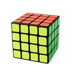 tanie Kostki Rubika-Kostka Rubika 1 PCS Shengshou D00933 Rainbow Cube 4*4*4 Gładka Prędkość Cube Magiczne kostki Puzzle Cube Błyszczące Moda Sześcienny