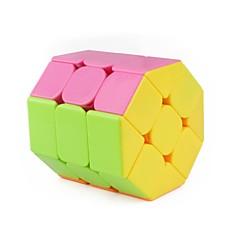 tanie Kostki Rubika-Kostka Rubika 1 SZT Shengshou D0924 Ośmiokątna kolumna 3*3*3 Gładka Prędkość Cube Magiczne kostki Puzzle Cube Błyszczące Moda Prezent Unisex