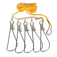 baratos Ferramentas de pesca-Ferramentas de pesca Acessórios de pesca Fácil Uso Á Prova-de-Água corda trançada Inoxidável PE Pesca de Mar Pesca Voadora Isco de