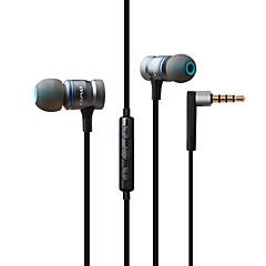 billiga Headsets och hörlurar-AWEI 70TY I öra Kabel Hörlurar Dynamisk Mahogany Spel Hörlur Med volymkontroll / mikrofon headset