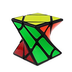 billiga Leksaker och spel-Rubiks kub 1 PCS YongJun D0896 Alien Twist Cube 3*3*3 Mjuk hastighetskub Magiska kuber Pusselkub Genomskinligt klistermärke Mode Present