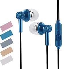 billiga Headsets och hörlurar-53ASL I öra Kabel Hörlurar Dynamisk PVC (polyvinylklorid) Sport & Fitness Hörlur headset