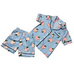 billige Undertøj og sokker til piger-Børn Pige Frugt Nattøj