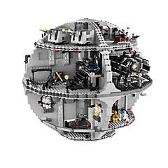 billiga Leksaker och spel-Death Star Byggklossar 3803pcs Klassisker Tema Utsökt Boutique Present