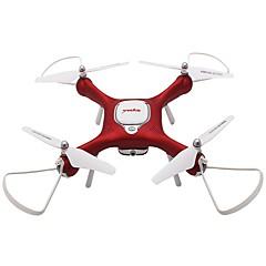 billige Fjernstyrte quadcoptere og multirotorer-RC Drone SYMA X25W 4 Kanal 6 Akse 2.4G Med HD-kamera 2.0MP 720P Fjernstyrt quadkopter Høyde Holding FPV En Tast For Retur Hodeløs Modus