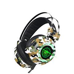 tanie PS4: akcesoria-V2 Przewodowy / a Słuchawki Na PS4,ABS Słuchawki USB 2.0 200cm