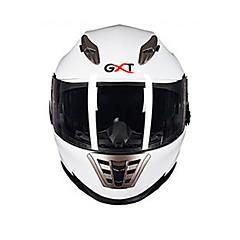 tanie Kaski i maski-GXT 999 Kask pełny Doroślu Dla obu płci Kask motocyklowy Dowód Wiatr Sprzęt bezpieczeństwa Oddychający