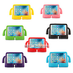 cheap Tablet Accessories-Case For Apple iPad Mini 4 iPad Mini 3/2/1 iPad 4/3/2 iPad Air 2 iPad Air Shockproof Child Safe Full Body Cases Solid Color Hard EVA for