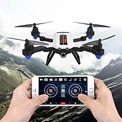 billige Fjernstyrte quadcoptere og multirotorer-RC Drone F22G BNF 4 Kanaler 6 Akse 2.4G Med HD-kamera 2.0MP 720P Fjernstyrt quadkopter FPV / En Tast For Retur Fjernstyrt Quadkopter /