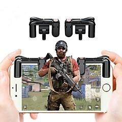 olcso Videójátékok-Játékvezérlők Kompatibilitás Android / iOS Hordozható Játékvezérlők ABS 2pcs egység