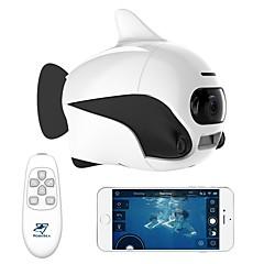 cheap RC Submarines-RC Drone RoboSea BIKI Underwater Drone ROV BNF 4K RC Quadcopter Waterproof / One Key To Auto-Return Remote Controller / Transmmitter / User Manual