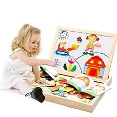 cheap -Wooden Puzzle Cartoon Creative Wooden 95pcs Child's / Preschool Gift
