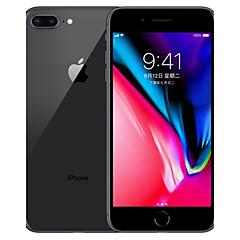 billige Telefoner og nettbrett-Apple iPhone 8 Plus A1863 5.5 tommers 64GB 4G smarttelefon - oppusset(Svart)