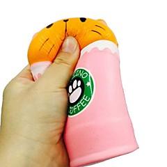 billige Originale moroleker-Klemmeleker / Stresslindrende leker Cup Stress og angst relief / Dekompresjon Leker Andre 1pcs Barne Alle Gave
