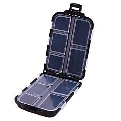 """billige Fiskegrejer Kasser-Fiskegrejer Kasser Utstyrskasse Utstyrskasse Vanlig Plast 2 2/5"""" (6 cm)*3 cm"""