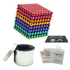tanie Zabawki magnetyczne-512 pcs Zabawki magnetyczne Kulki magnetyczne Zabawki magnetyczne Klocki Magnetyczne Przeciwe stresowi i niepokojom Zabawki biurkowe Ukojenie przy ADD, ADHD, niepokojach, autizmie Nowość Dla dorosłych