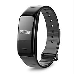 tanie Inteligentne zegarki-Inteligentny zegarek C1 na Android iOS Bluetooth Wodoodporny Pomiar ciśnienia krwi Krokomierze Wielofunkcyjne Stoper Rejestrator snu Budzik Przypomnienie Ćwiczenia / 72-100