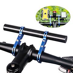 billiga Cykeldelar-Styrstamsförlängare Mountain Bike / Racercykel Lättvikt Kolfiber Blå / Svart / Rubinrött