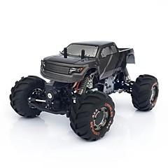 baratos Carros Controle Remoto-Carro com CR HAIBOXING HAIBOXING 2098B 2 Canais 2.4G Jipe (Fora de Estrada) / 4WD 1:12 Electrico Escovado 3 km/h