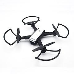 billiga Drönare och radiostyrda enheter-RC Drönare FQ777 FQ38W BNF 4 Kanaler 6 Axel 2.4G Med HD-kamera 2.0MP 720P Radiostyrd quadcopter FPV / Retur Med Enkel Knapptryckning