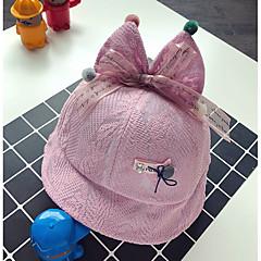 tanie Akcesoria dla dzieci-Brzdąc Dla obu płci Geometryczny Kapelusze i czapki