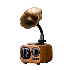 billiga Headsets och hörlurar-Trådlösa Bluetooth-högtalare Bluetooth 3.0 Hörlurar Hybrid Trä Mobiltelefon Hörlur Mini headset