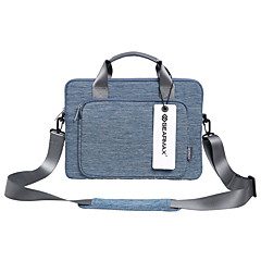 "tanie Torby na laptopa-Tkanina Oxford Solid Color Torba na ramię / Plecaki / Torebki 14 ""Laptop / iPad"