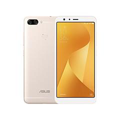 "billiga Mobiltelefoner-ASUS Zenfone Max Plus 5.7 tum "" 4G smarttelefon / Mobiltelefon ( 4GB + 64GB 8 mp / 16 mp MediaTek MT6750 : 4130 mAh )"