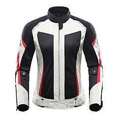 tanie Kurtki motocyklowe-DUHAN 186 Ubrania motocyklowe CeketforDamskie Poliester Lato Odporne na zarysowania / Odporne na wstrząsy / Oddychający