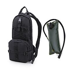 cheap Bike Bags-5 L Bike Hydration Pack & Water Bladder Bike Bag 600D Polyester Bicycle Bag Cycle Bag Hiking / Military / Bike