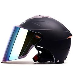 tanie Kaski i maski-YEMA 327 Braincap Doroślu Unisex Kask motocyklowy Odporny na wstrząsy / Odporność na promienie UV / Odporność na wiatr