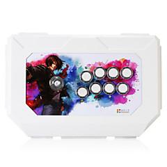 رخيصةأون -POWKIDDY K7 سلكي عصا التحكم من أجل سوني PS3 / PC ، عصا التحكم ABS 1 pcs وحدة