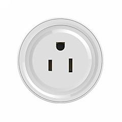 baratos Total Promoção Limpa Estoque-weto smart plug wi-fi para controle remoto de casa inteligente seus dispositivos de qualquer lugar sem hub necessário funciona com alexa e google assistente
