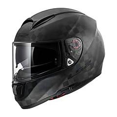 tanie Kaski i maski-LS2 FF397 Kask pełny Doroślu Dla obu płci Kask motocyklowy Hydrofobowy / Tocznych / Odporny na wstrząsy
