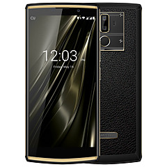 "abordables -OUKITEL K7 6 pulgada "" Smartphone 4G / Teléfono móvil ( 4GB + 64GB 13 mp MediaTek MT6750T 10000 mAh mAh ) / 6.0 / Doble cámara"