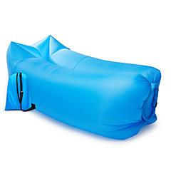 ieftine Sac de Dormit & Așternut de Cort-21Grams Saltea Pneumatică / Canapea cu Aer / Saltea Penumatică În aer liber Impermeabil / Portabil / Rapidă gonflabilă Nailon Camping & Drumeții / Plajă / Camping Primăvară / Vară / Toamnă